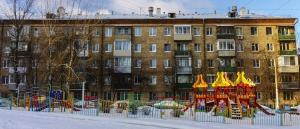 Domumetro na Kahovskoy, Apartmány  Moskva - big - 12