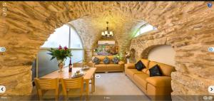 Vacation in the old city of Safed