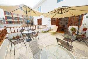 Punta Huanchaco Hostel, Hostely  Huanchaco - big - 41