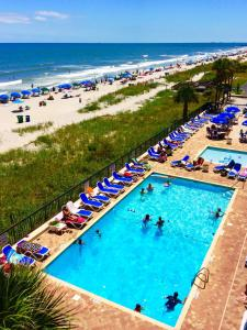Regency Towers, Hotels  Myrtle Beach - big - 46
