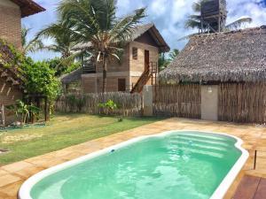 Casa Vela Icarazinho, Дома для отпуска  Icaraí - big - 8