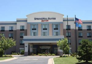 SpringHill Suites by Marriott Oklahoma City Airport, Hotely  Oklahoma City - big - 1