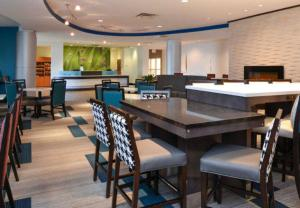 SpringHill Suites by Marriott Oklahoma City Airport, Hotels  Oklahoma City - big - 18