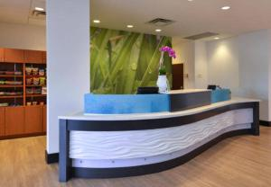 SpringHill Suites by Marriott Oklahoma City Airport, Hotely  Oklahoma City - big - 24