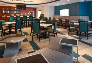 SpringHill Suites by Marriott Oklahoma City Airport, Hotely  Oklahoma City - big - 19