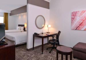 SpringHill Suites by Marriott Oklahoma City Airport, Hotely  Oklahoma City - big - 4