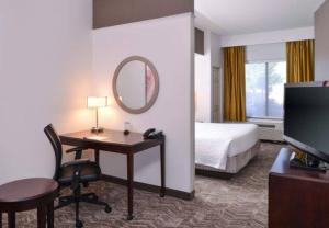 SpringHill Suites by Marriott Oklahoma City Airport, Hotely  Oklahoma City - big - 9