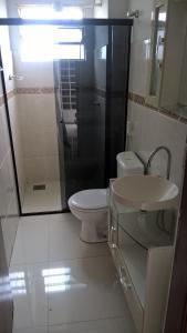 Apartamento próximo de Campos do Jordão, Apartmány  Pindamonhangaba - big - 18