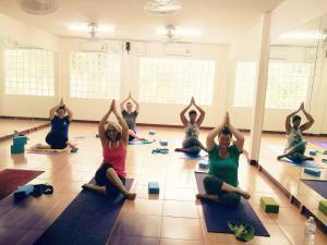 Flow Yoga CNX House