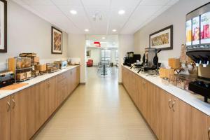 Microtel Inn & Suites by Wyndham Sudbury, Szállodák  Sudbury - big - 24