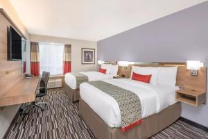 Microtel Inn & Suites by Wyndham Sudbury, Szállodák  Sudbury - big - 13