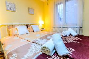 Singidunum apartment, Apartmanok  Belgrád - big - 18