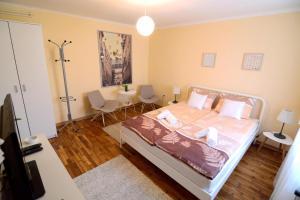 Singidunum apartment, Apartmanok  Belgrád - big - 20