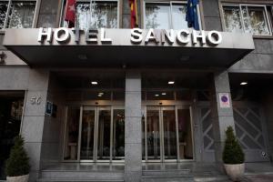 Мадрид - Hotel Sancho