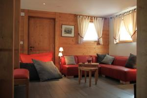 BnB Les Sapins Bleus, Bed and breakfasts  Verbier - big - 16