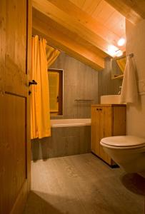 BnB Les Sapins Bleus, Bed and breakfasts  Verbier - big - 24