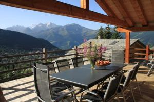 BnB Les Sapins Bleus, Bed and breakfasts  Verbier - big - 4