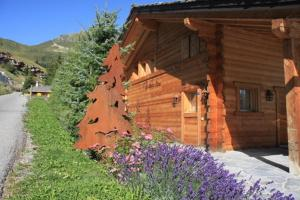 BnB Les Sapins Bleus, Bed and breakfasts  Verbier - big - 29