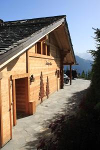 BnB Les Sapins Bleus, Bed and breakfasts  Verbier - big - 27