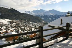 BnB Les Sapins Bleus, Bed and breakfasts  Verbier - big - 10