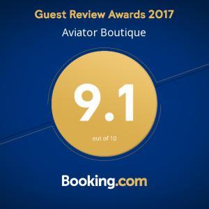 Aviator Boutique, Hotel  Otopeni - big - 72