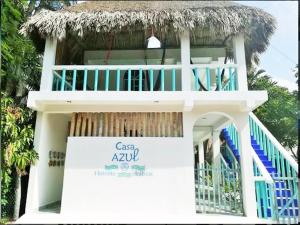 Casa Azul, Szállodák  Holbox Island - big - 16