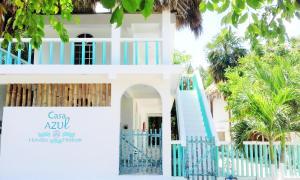 Casa Azul, Szállodák  Holbox Island - big - 1