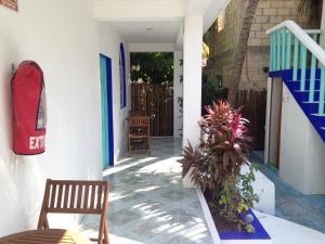 Casa Azul, Szállodák  Holbox Island - big - 14