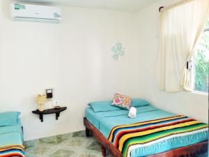 Casa Azul, Hotels  Holbox Island - big - 26