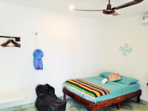 Casa Azul, Szállodák  Holbox Island - big - 25