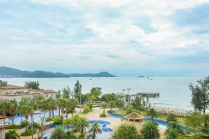 Vanke Shuangyue Bay SWEET HOUSE One Bedroom Apartment with seaview