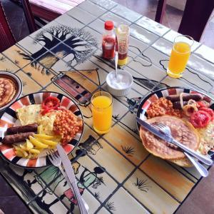 Mtimbuka Beach Lodge, Turistaházak  Mangochi - big - 3