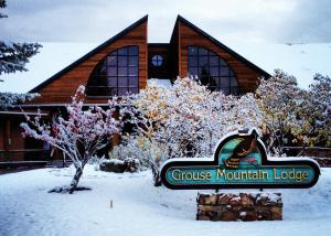 Hôtel proche : Grouse Mountain Lodge
