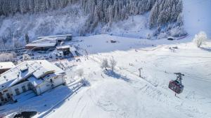 Sunny Ferienwohnungen Ski In - Ski Out, Apartmány  Zell am See - big - 70