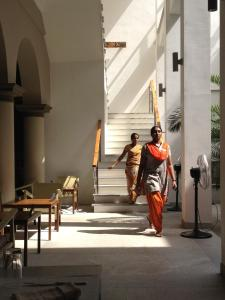 Villa Shanti, Hotel  Pondicherry - big - 24