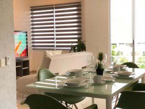 Luxury Apartments Donwtown, Appartamenti  Cancún - big - 27