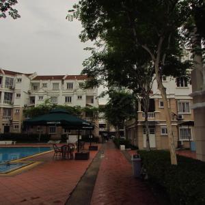 Sommerset Close Kuala Lumpur Cheras, Prázdninové domy  Kuala Lumpur - big - 41