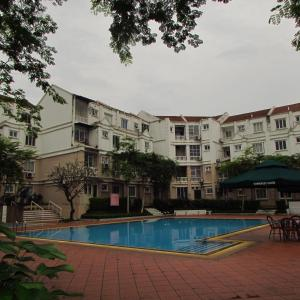 Sommerset Close Kuala Lumpur Cheras, Prázdninové domy  Kuala Lumpur - big - 40