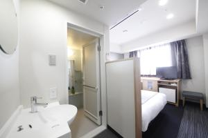 Hotel Lifetree Hitachinoushiku, Economy-Hotels  Ushiku - big - 18