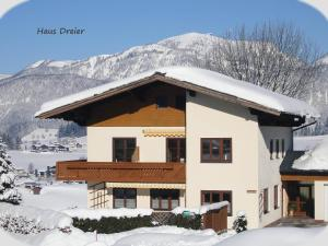 Apartment Dreier - Salzburger Land