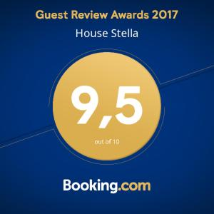 House Stella, Апартаменты  Сарти - big - 63