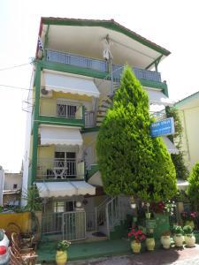 House Stella, Апартаменты  Сарти - big - 62