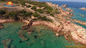 Residence Corbezzolo Rosso, Nyaralók  Costa Paradiso - big - 3