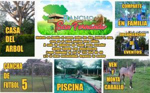 Rancho San Fernando, Country houses  Yopal - big - 1