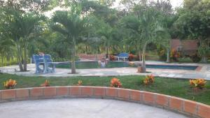 Rancho San Fernando, Country houses  Yopal - big - 5