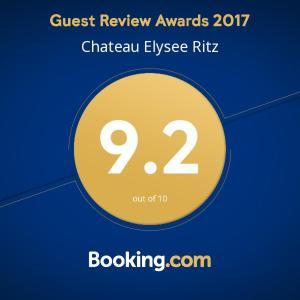 Chateau Elysee Ritz, Appartamenti  Manila - big - 30