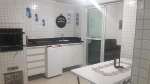 Residencial Premium, Ferienwohnungen  Mongaguá - big - 7
