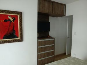 Residencial Premium, Apartmány  Mongaguá - big - 24