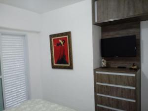 Residencial Premium, Apartmány  Mongaguá - big - 18