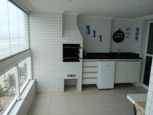 Residencial Premium, Ferienwohnungen  Mongaguá - big - 14